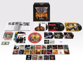 Nazareth Loud & Proud  The Box Set 32CD + 4LP + 3 x 7'