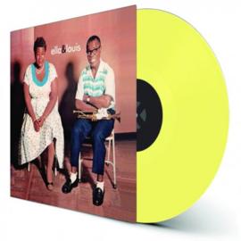 Ella Fitzgerald Ella & Louis LP - Yellow Vinyl-