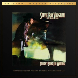 Stevie Ray Vaughan And Double Trouble Couldn't Stand The Weather UltraDisc One Step UD1S - 45rpm 180g 2LP Box Set