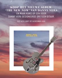 Danny Vera The New Now CD - Win Actie