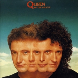 Queen The Miracle Half-Speed Mastered 180g LP