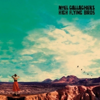 Noel Gallaghers High Flying Birds Who Built The Moon LP