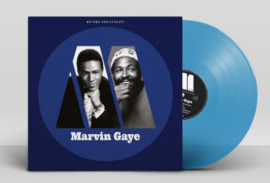 Marvin Gaye Motown Anniversay LP - Blue Vinyl-