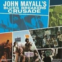 John Mayall And The Bluesbreakers Crusade HQ mono LP