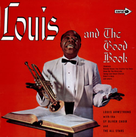 Louis Armstrong Louis And The Good Book LP -Orange Vinyl