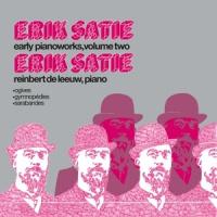 Erik Satie Early Pianoworks Vol.2 LP