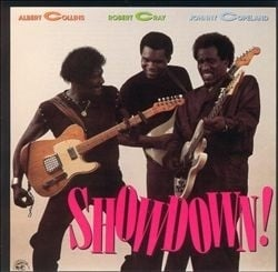 Albert Collins & Johnny Copeland & Robert Cray - Showdown HQ LP