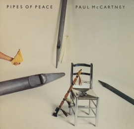 Paul McCartney - Pipes Of Peace 2LP