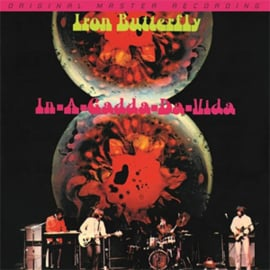 Iron Butterfly In-A-Gadda-Da-Vida Numbered Limited Edition Hybrid Stereo SACD