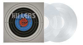 The Killers Direct Hits 180g 2LP - Transparant Vinyl-