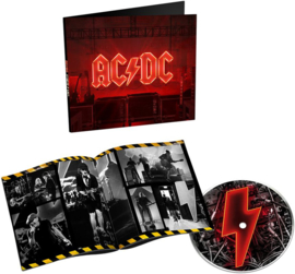 Ac/Dc Power Up CD