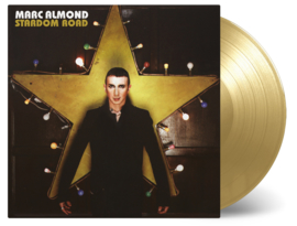 Marc Almond Stardom Road LP - Gold Vinyl-