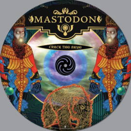 Mastodon Crack The Skye LP -Picture Disc-