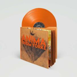 Thom Yorke Anima 2LP - Orange Vinyl-
