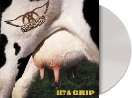 Aerosmith Get A Grip 2LP - White Vinyl-