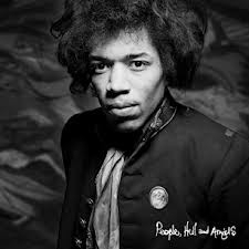 Jimi Hendrix People Hell & Angels 2LP
