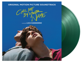 Call Me By Your Name 2LP - Green Vinyl-