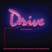 Cliff Martinez Drive Original Soundtrack 2LP - Neon Pink Vinyl-
