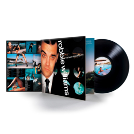 Robbie Williams I've Been Expecting You LP