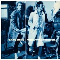 The Style Council Cafe Blue LP - Blue Vinyl-