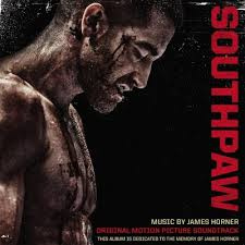 ORIGINAL SOUNDTRACK SOUTHPAW (JAMES HORNER) LP