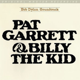 Bob Dylan Pat Garrett & Billy the Kid Soundtrack Numbered Limited Edition 180g LP