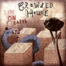 Crowded House Time On Earth 2LP