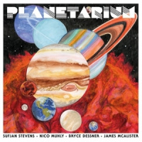 Sufjan Stevens, Bryce Dessner & Nico Muhly Planetarium LP