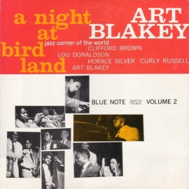 Art BlakeyA Night A Birdland, Vol. 2 LP - Blue Note 75 Years-
