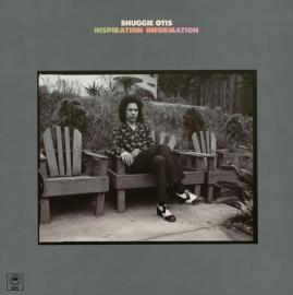 Shuggie Otis - Inspiration Information LP - Coloured Vinyl-