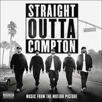 Various Straight Outta Compton - Music From 2LP