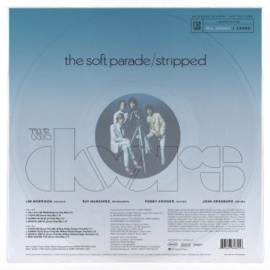 The Doors Soft Parade/Stripped LP