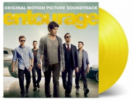 ORIGINAL SOUNDTRACK ENTOURAGE =THE MOVIE= LP