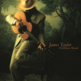 James Taylor - Ocotber Road LP.