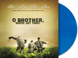 O Brother, Where Art Thou Soundtrack LP Blue Vinyl-
