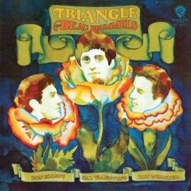 The Beau Brummels Triangle LP - Blue Vinyl-