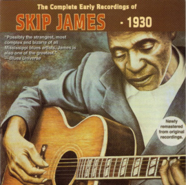 Skip James The Complete Early Recordings LP