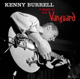 Kenny Burrell A Night At The Vanguard LP