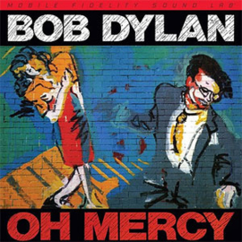 Bob Dylan Oh Mercy Numbered Limited Edition 45rpm 180g 2LP