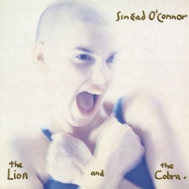 Sinead O Connor The Lion And The Cobra LP.