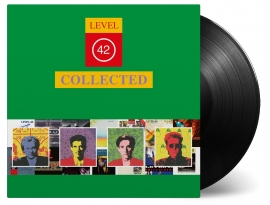 Level 42 Collected 2LP