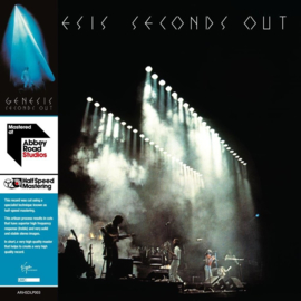 Genesis - Seconds Out 2LP - Half Speed Mastering-