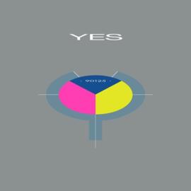 Yes 90125 LP - Tri Color Vinyl-