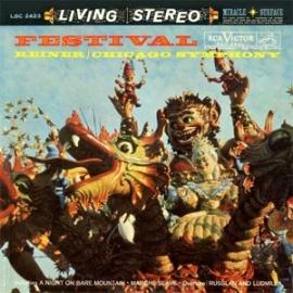 Fritz Reiner Festival 200g LP