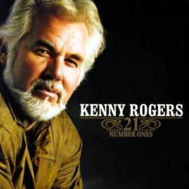 Kenny Rogers 21 Number Ones 2LP