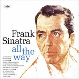 Frank Sinatra All the Way 180g LP