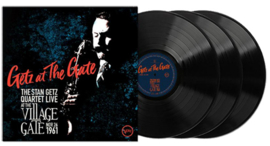 Stan Getz Getz At the Gate: Live at The Village Gate Nov. 26, 1961 3LP