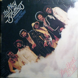 The Isley Brothers The Heat Is On LP