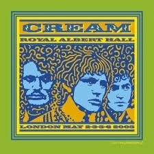 Cream - Live At The Royal Alberty Hall 3LP