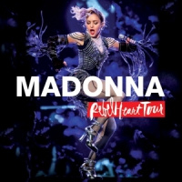 Madonna Rebel Heart Tour Live At Sydney CD + Blu-Ray